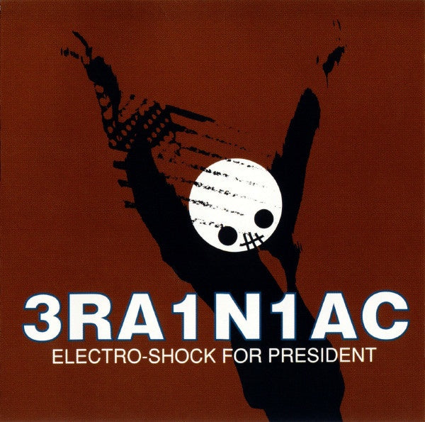 Brainiac ‎– Electro-shock For President (1997) - New Vinyl Ep 2019 Touch And Go Reissue on White Vinyl with Download - Alt / Indie Rock