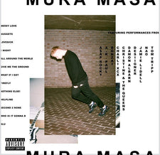 Mura Masa - S/T - New Vinyl 2017 Anchor Point / Polydor Standard Pressing with Download - Electronic / Beats / Hip Hop