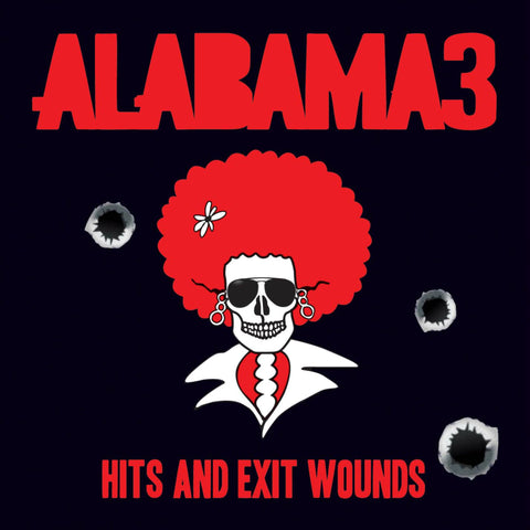 Alabama 3 - Hits And Exit Wounds - New Vinyl Lp 2018 One Little Indian Limited Edition Pressing on Colored Vinyl with Download - House / Country Rock