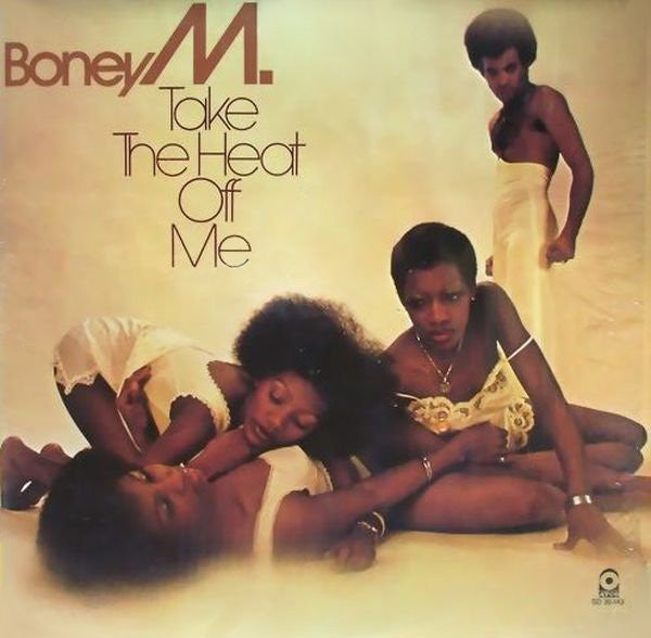 Boney M. - Take The Heat Off Me - VG+ (VG- Cover) 1976 Stereo USA - Disco/Funk