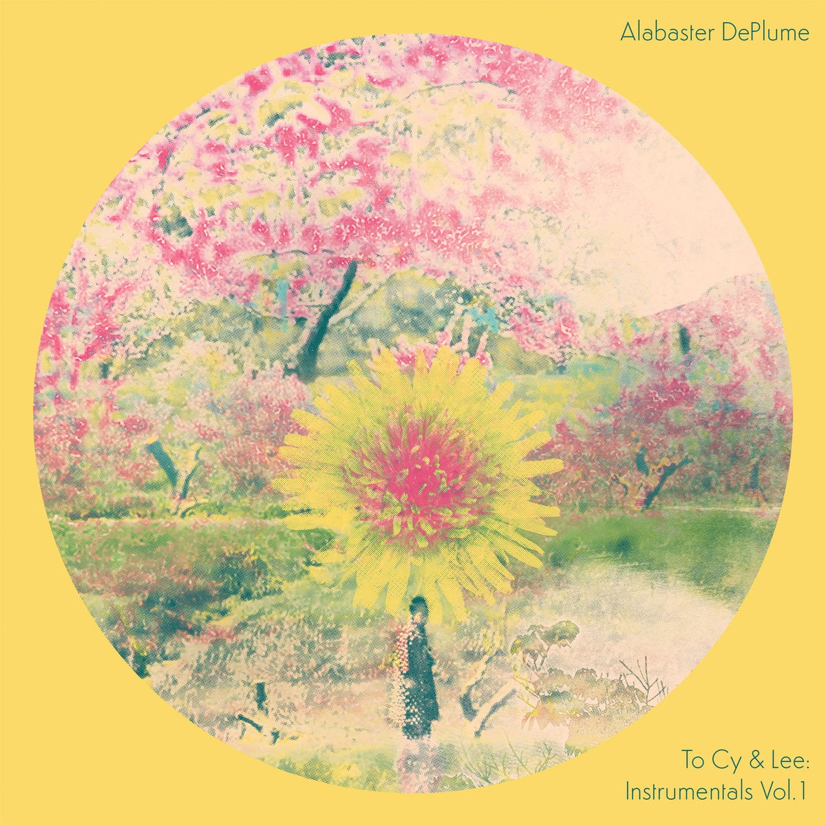 Alabaster DePlume - To Cy & Lee: Instrumentals Vol. 1- New LP Record 2020 International Anthem USA Vinyl - Free Jazz / Avant Garde