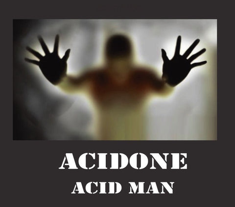 Acidone ‎– Acid Man - New Vinyl Record 2017 House Nation Trax 2-LP Canadian Pressing - Acid House / House / Techno