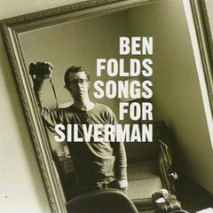 Ben Folds - Songs for Silverman - New Vinyl 2017 Analog Spark BLACK Vinyl Reissue with Gatefold Sleeve - Power-Pop / Alt-Rock