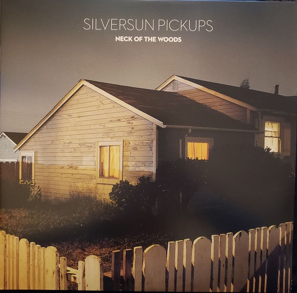 Silversun Pickups ‎– Neck Of The Woods - New 2 LP Record 2019 Dangerbird Limited Edition Transparent Yellow/Black Marble Colored Vinyl & Download - Indie / Alternative Rock