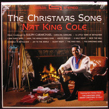 Nat King Cole ‎– The Christmas Song (1963) - New Lp Record 2014 Capitol USA Stereo Vinyl - Holiday / Jazz