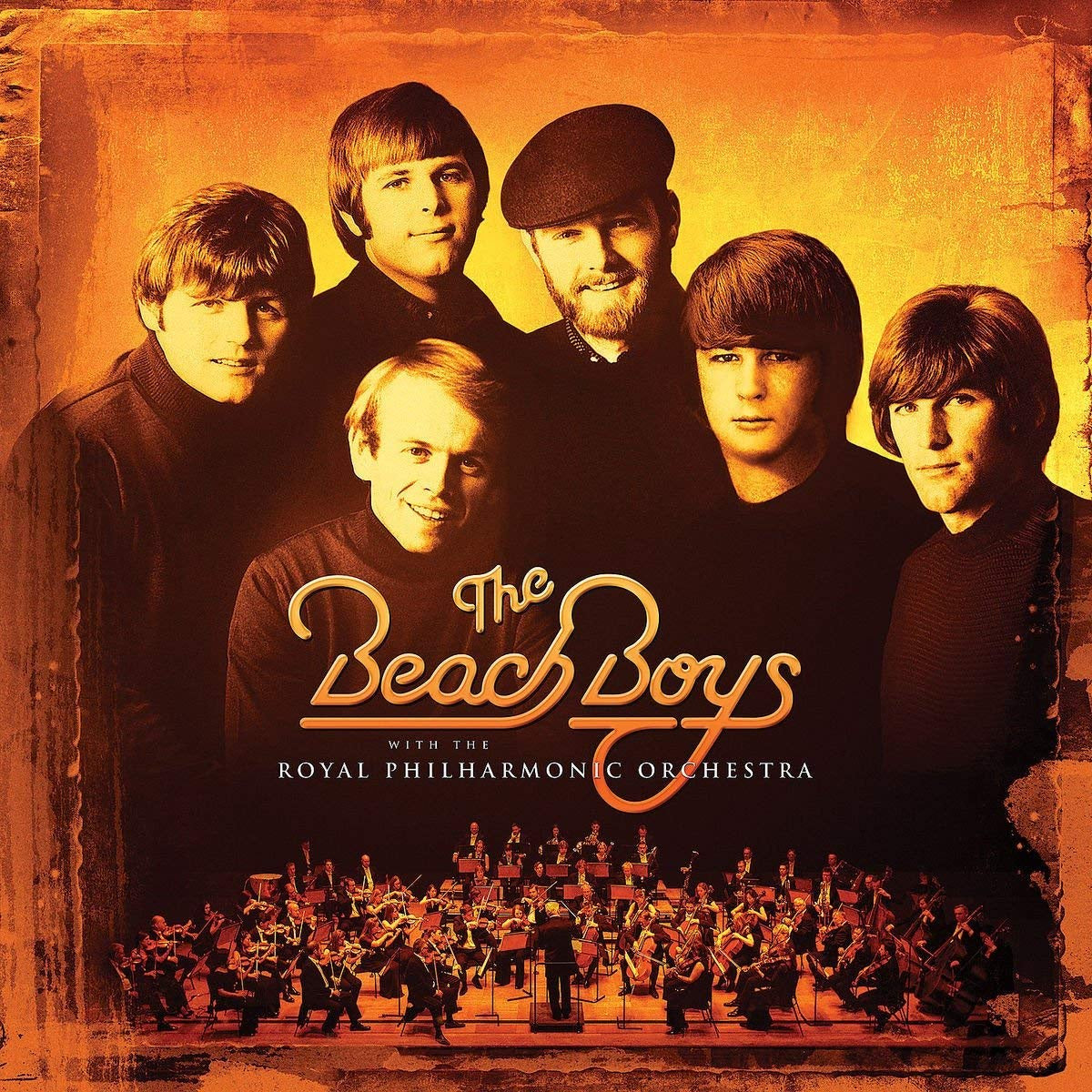 The Beach Boys - With The Royal Philharmonic Orchestra - New Vinyl 2 Lp 2018 UMe 180gram Pressing with Gatefold Jacket - Pop Rock