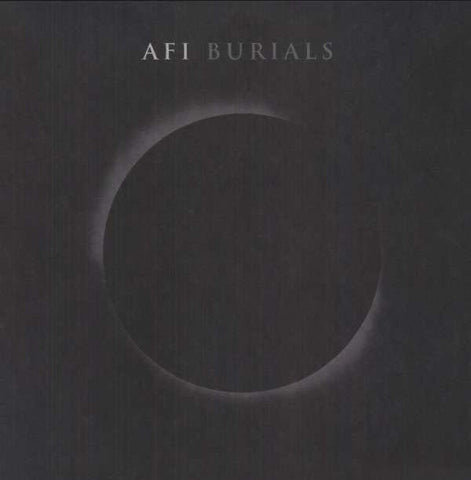 AFI - Burials - New 2 Lp Record 2013 USA Black Vinyl & Download - Punk / Alternative Rock