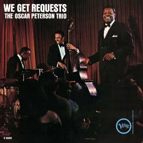 Oscar Peterson Trio —We Get Requests -  New Vinyl LP Record 2019 Reissue - Jazz