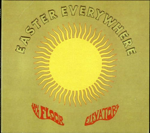 13th Floor Elevators ‎– Easter Everywhere (1967) - New 2 Lp Record 2013 Charly UK Import Mono & Stereo Vinyl - Psychedelic Rock