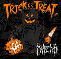 Twiztid - Trick or Treat - New LP 2019 Majik Ninja RSD Limited Release on Orange/White/Black Vinyl - Rap/Hip Hop