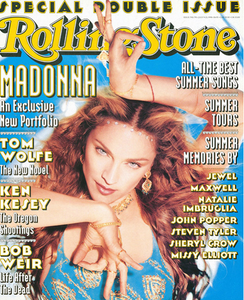 Rolling Stone Magazine - Issue No. 790 - Special Double Issue / Madonna