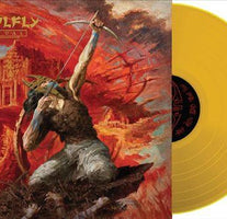 Soulfly - Ritual - New Vinyl 2019 Nuclear Blast Entertainment Pressing on Mustard Colored Vinyl (Limited to 500!) - Thrash / Death Metal
