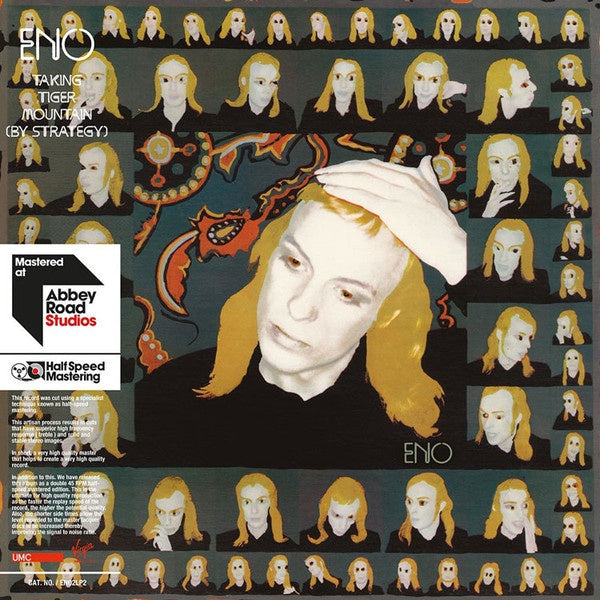 Brian Eno ‎– Taking Tiger Mountain (By Strategy) (1974) - New Vinyl Record 2017 Virgin EMI Gatefold 2LP EU Reissue (Half-Speed Apple Road Studios Remaster) - Electronic / Art Rock
