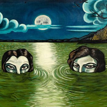 Drive-By Truckers ‎– English Oceans - New 2 LP Record 2014 ATO USA Vinyl - Rock / Southern Rock