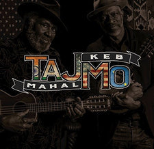 Taj Mahal / Keb 'Mo' - TajMo - New Vinyl 2017 Concord LP with Download - Blues