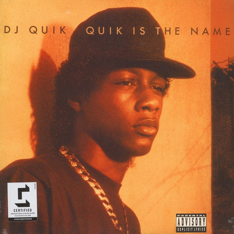 DJ Quik ‎– Quik Is The Name (1991) - New Vinyl 2017 Profile Records Reissue with Download - Rap / Hip Hop