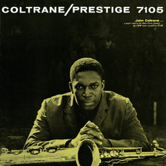 John Coltrane - Coltrane (1957) New Vinyl 2011 Original Jazz Classics Reissue USA - Jazz