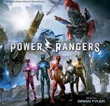 Brian Tyler / Soundtrack - Power Rangers (Original Motion Picture) - New Vinyl Record 2017 Lions Gate Standard Black Vinyl Pressing - Soundtrack