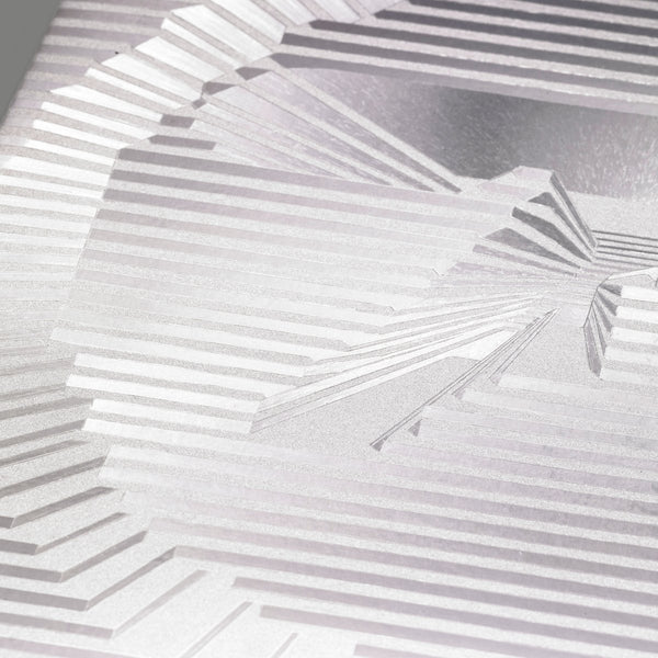 (PRE-ORDER) Aphex Twin - Collapse EP - New Vinyl 2018 Warp Records 'Indie Exclusive' Pressing in Procédé Heliophore Silver Foil Sleeve with Download - Electronic