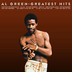 Al Green - Greatest Hits - New Vinyl 2009 Fat Possum Reissue w/ Download - Funk / Soul