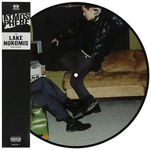 "Atmosphere - Lake Nokomis Single - New Vinyl Record 2014 Picture Disc 12"" Rhymesayers - Rap/HipHop"