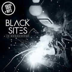 Black Sites - In Monochrome - New Vinyl 2017 Mascot Records 180gram Vinyl w/ Download - Metal / Throwback vibes