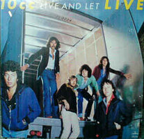 10cc ‰Û_‰ÛÒ Live And Let Live - VG+ 2 lp Set 1977 Stereo USA - Rock - Shuga Records Chicago