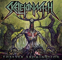 Skeletonwitch - Forever Abomination (2011) - New Vinyl 2018 Prosthetic Records 180gram Reissue on Splatter Vinyl (Limited to 500 Copies) -  Metal / Thrash / Black Metal
