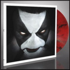 Abbath (Immortal) - S/T - New Vinyl Record 2017 Season Of Mist Gatefold Reissue on Transparent Red/Black Marbled Vinyl with Poster (Limited to 500 Copies Worldwide!) - Black Metal