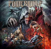 Powerwolf - The Sacrament Of Sin - New Vinyl Lp 2018 Napalm Pressing with Gatefold Jacket - Metal