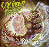 Cannabis Corpse ‎– Left Hand Pass - New Vinyl 2018 Season of Mist Pressing on Yellow Vinyl (Strictly Limited to 250!) - Death Metal