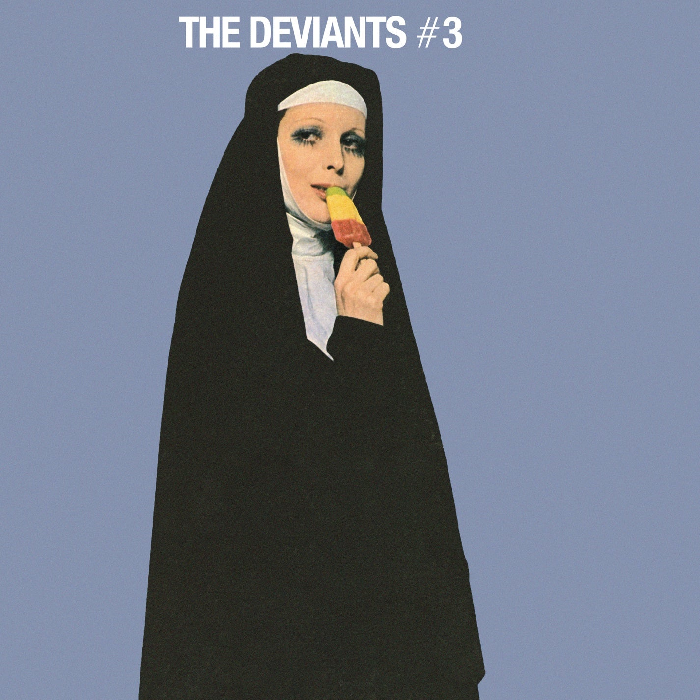 The Deviants - The Deviants #3 (1969) - New LP Record 2019 Black and White 'Nun's Habit' Ressue - Psych-Rock