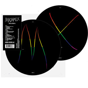 Madonna - Madame X - New Vinyl 2 LP Record 2019 Limited Edition Picture Disc - Pop