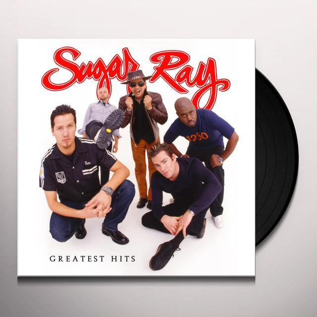 Sugar Ray - Greatest Hits - New Vinyl 2 Lp 2018 RT4 First Pressing (Remastered from Original Tapes) - 90's Rock