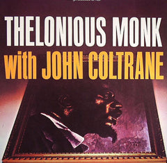 Thelonious Monk With John Coltrane ‎– Thelonious Monk With John Coltrane (1961) New Vinyl Original Jazz Classics Reissue USA - Jazz / Bop