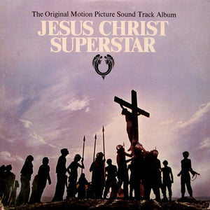 Jesus Christ Superstar (The Original Motion Picture) - VG+ 2 Lp Set 1973 Stereo USA (With Book) - Soundtrack