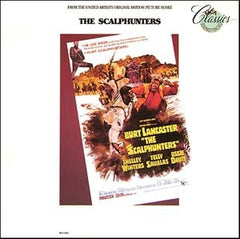 Elmer Bernstein - The Scalphunters (1968) Original Motion Picture Score - VG+ Stereo USA Cassette Tape 1980 - Soundtrack