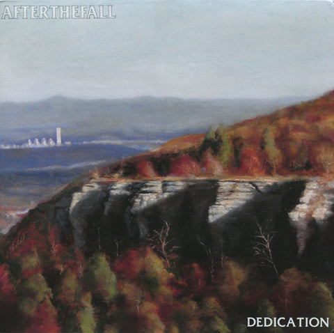 After The Fall ‎– Dedication - New Lp Record 2015 Bridge Nine USA Colored Vinyl & Download - Melodic Hardcore / Punk