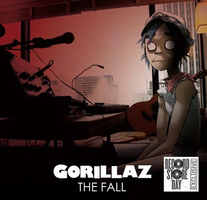 Gorillaz - The Fall - New Lp 2019 Warner RSD First Release on Green Vinyl - Alt-Rock / Trip Hop / Electronica