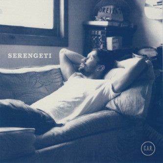 Serengeti ‎– C.A.R. - New Vinyl LP Record 2012 - Chicago Hip Hop
