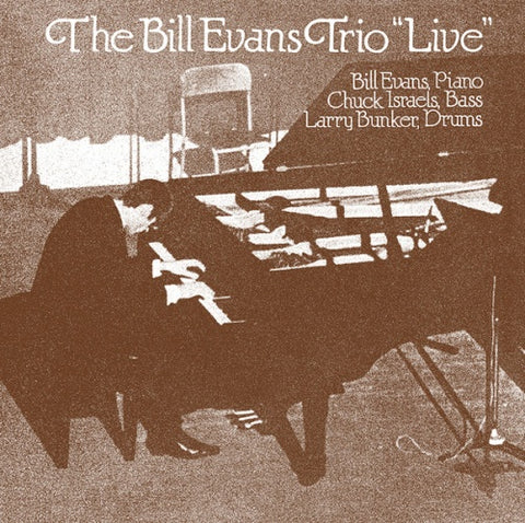 "Bill Evans Trio - The Bill Evans Trio ""Live"" - New LP Record 2019 Audio Clarity EU Vinyl Import - Jazz"