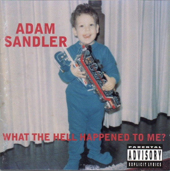 Adam Sandler - What The Hell Happened To Me? (1996) - New 2 Lp Record Store Day 2018 Warner USA RSD Black Friday Vinyl - Comedy