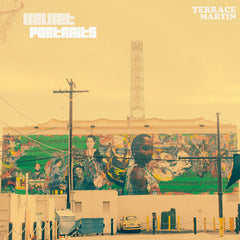 Terrace Martin - Velvet Portraits - New Vinyl 2017 Sounds of Crenshaw debut 2-LP Feat. Kamasi Washington, Thundercat, Robert Glasper + More! - R&B / Jazz / Soul