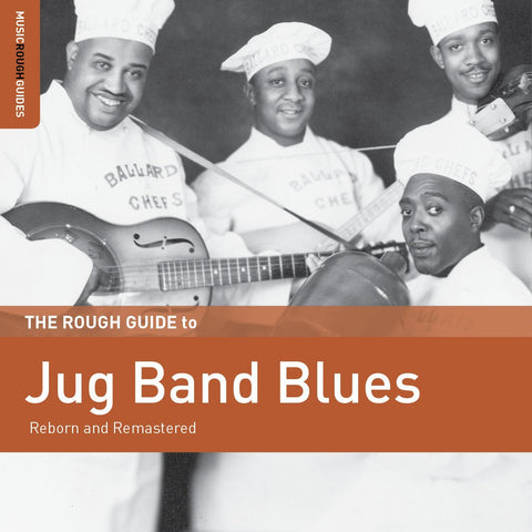 Various Artists - Rough Guide To Jug Band Blues - New Vinyl Lp 2018 World Music Network 'RSD First' Compilation with Download (Limited to 1300) - Blues