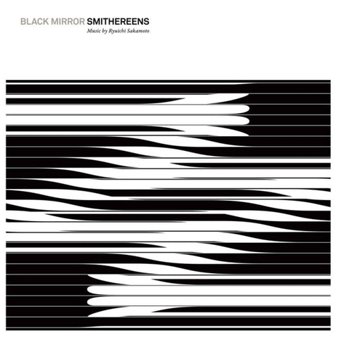 Ryuichi Sakamoto - Black Mirror: Smithereens - New LP Record Store Day 2020 Milan Black / White Vinyl - Netflix Soundtrack