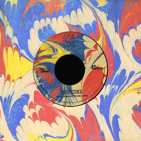 "Animal Collective - Honeycomb / Gotham - New Vinyl 7"" Single Record 2012 USA - Psychedelic Rock / Experimental"