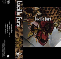 Lucille Furs - Four Track EP - New Cassette 2016 Eye Vybe - Psychedelic / Chicago