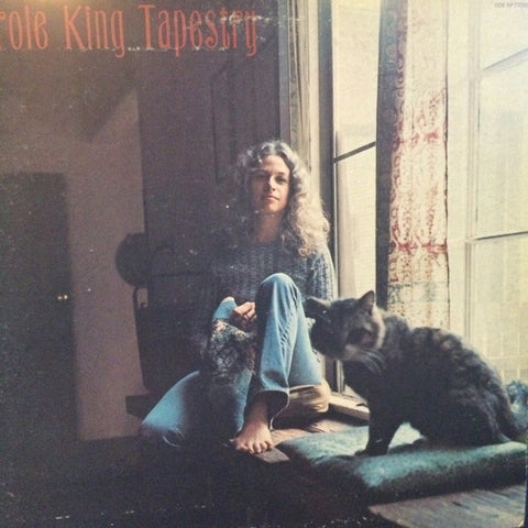 Carole King ‎– Tapestry - New Lp Record 1971 Ode USA Original Vinyl - Soft Rock