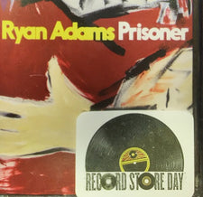Ryan Adams - Prisoner - New Cassette 2017 Pax-Am RSD Black Friday Exclusive Red Colored Tape (Limited to 1200) - Alt-Country / Indie Rock