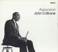 John Coltrane - Ascension (1965) New Vinyl 2015 Impulse! Import 180gram Gatefold Stereo Reissue - Jazz